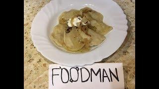 Вареники с картошкой и луком: рецепт от Foodman.club