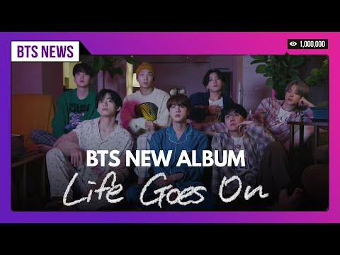 "[BTS ""BE"" D-2] ""Life Goes On"" teaser released/ Big Hit shares ""Dynamite"" sing-along ver."