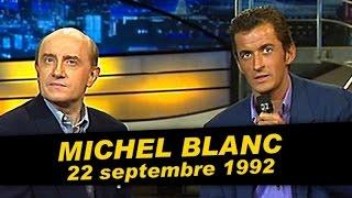 Michel Blanc est dans Coucou c