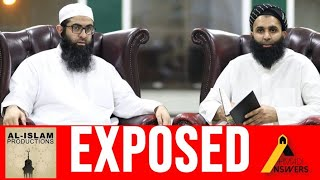 Deobandi Mullahs Usman Iqbal and Abdul Haleem Exposed: Disgusting Description of Prophet Isa (as) ?
