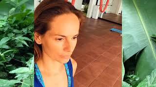 постер к видео Можно ли с помощью йоги похудеть?
