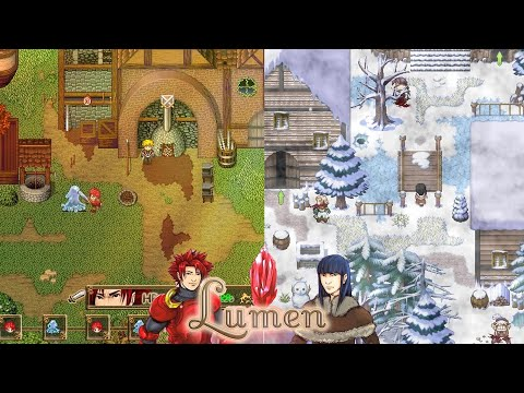 Lumen - Gameplay [Action, Adventure, Quest, RPG/JRPG]