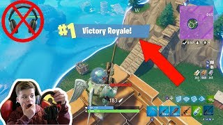 WINNING FORTNITE WITH NO SOUND CHALLENGE!