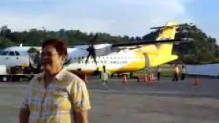 Bryan & Yho @ Caticlan Airport, Malay, Aklan