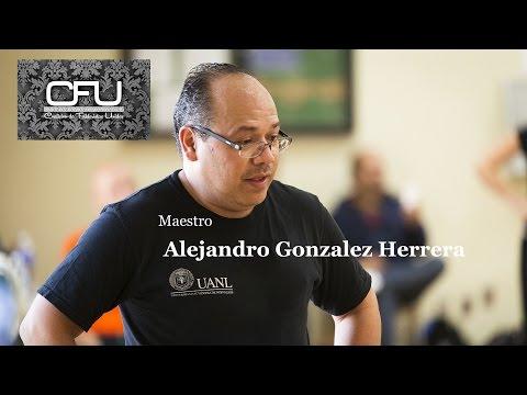 CFU - Alejandro Gonzalez Herrera - Nuevo Leon