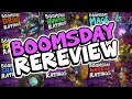 TRUMP REVIEWS TRUMP REVIEWS: BOOMSDAY | Card Review | Hearthstone