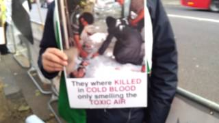 Syrian children are being killed by Maher and Bashar Al Assad. 2017 Video