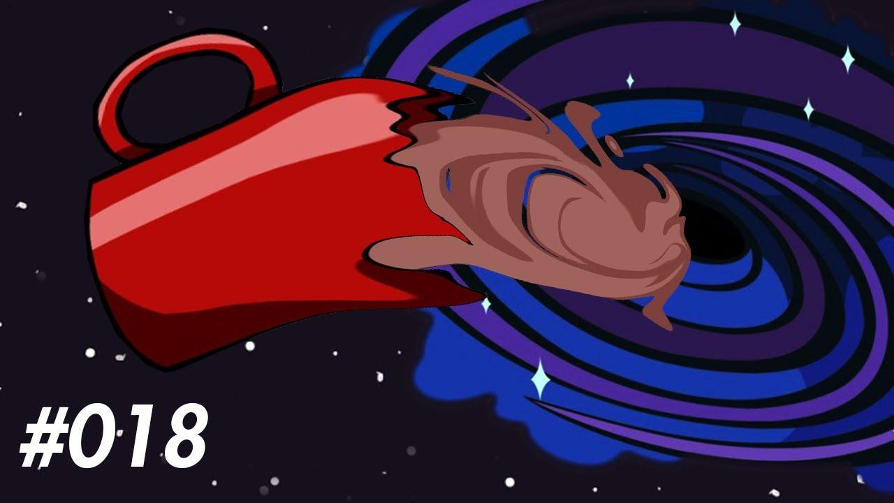 018 | Agujeros negros, teorías espaciales y Kanye