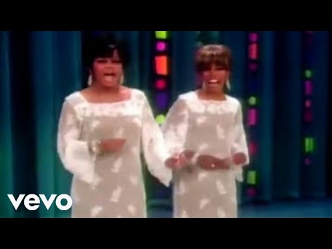 Diana Ross and The Supremes - In And Out Of Love [Ed Sullivan Show - 1967]