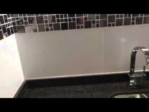 Barra Led Para Cozinha Youtube