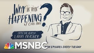Ending Mass Incarceration With Larry Krasner | Why Is This Happening? - Ep 11 | MSNBC