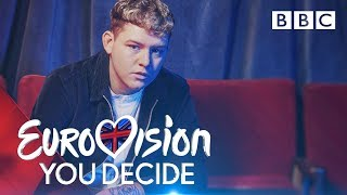Michael Rice sings 'Bigger Than Us' | Eurovision: You Decide - BBC