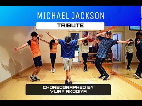 Michael Jackson - Dangerous [Immortal Version] Dance Choreography By Vijay Akodiya