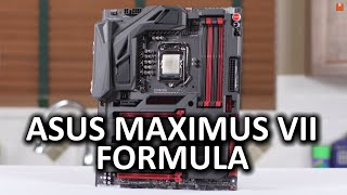 ASUS Maximus VII Formula ROG Z97 Motherboard