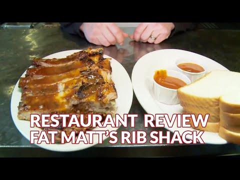 Restaurant Review - Fat Matt's Rib Shack, BBQ | Atlanta Eats