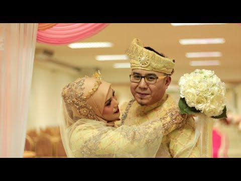 Nazmi & Besna | Wedding Reception Highlight