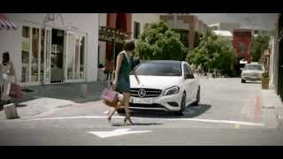 2013 Mercedes A-Class Sport (with Night Package)