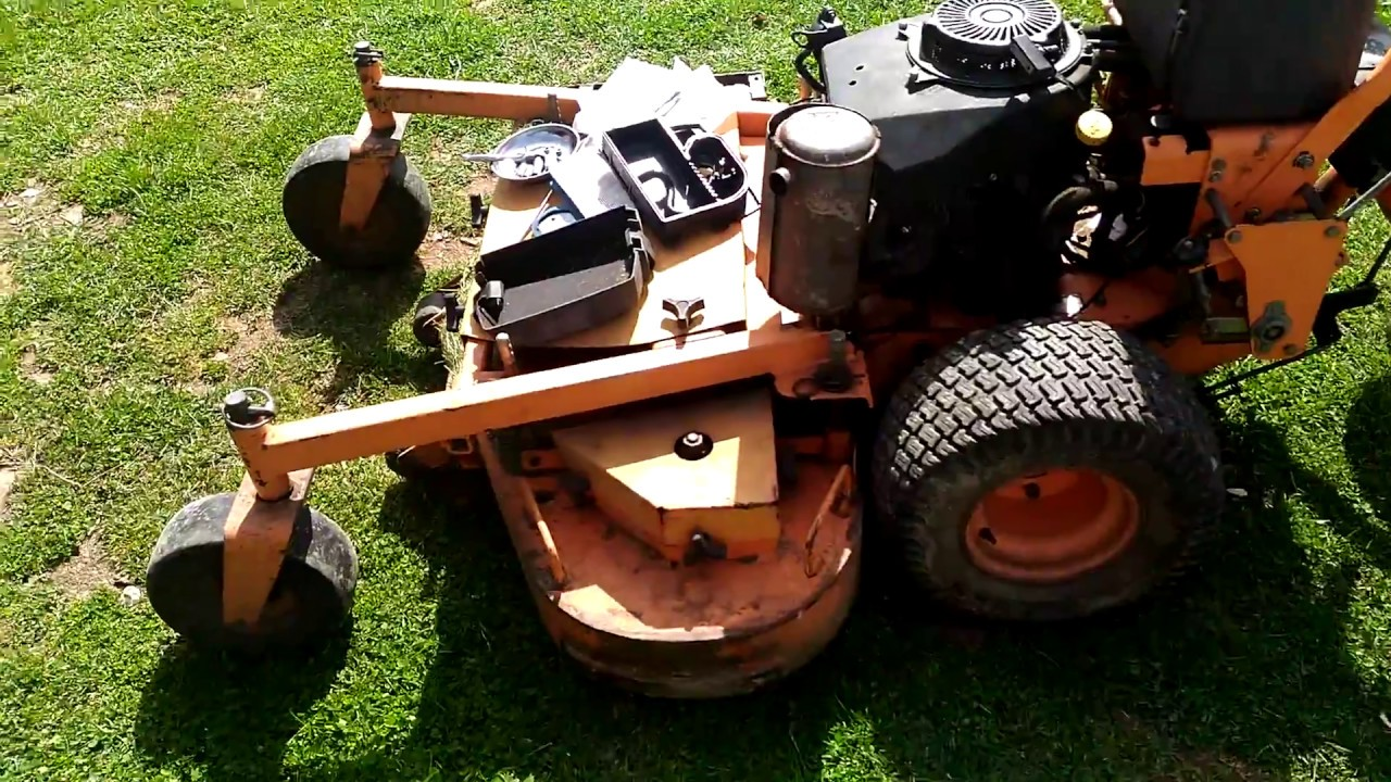 Kawasaki Governor Problems? Lawn Talk About new Equipment