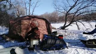 Зимняя рыбалка в 2021г