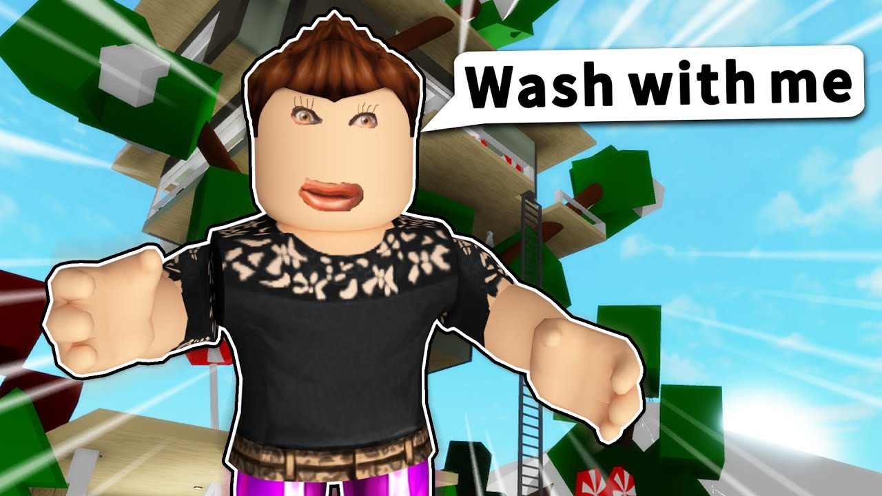 Roblox Brookhaven moments that are cursed YouTube