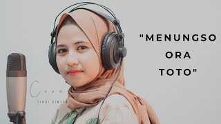 Menungso Ora Toto - Tekomlaku Cover Cindi Cintya Dewi  Live Akustic Cover
