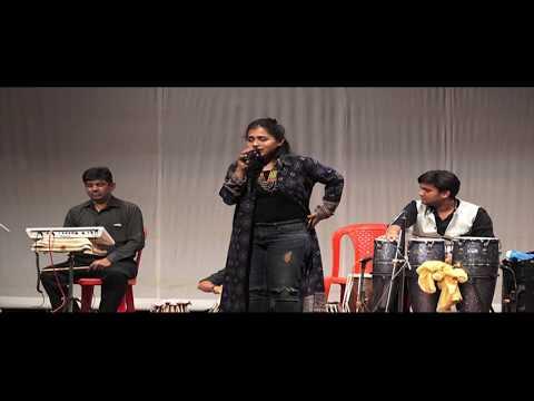 Ang Laga De   Ramleela Singer Aditi Paul's OUTSTANDING Performance