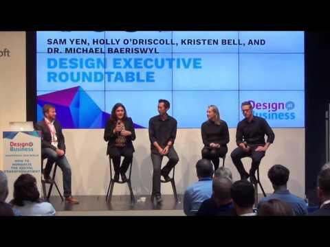 Design Executive Roundtable
