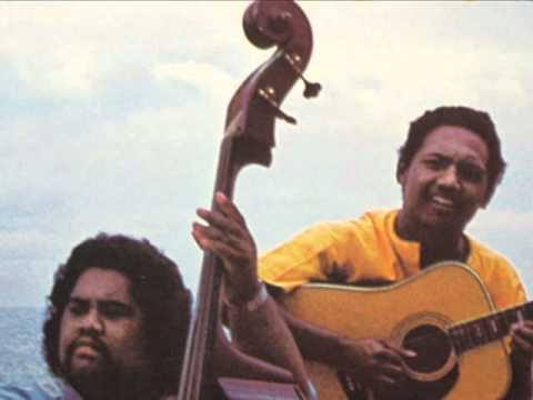 Makaha Sons Of Ni'Ihau - Keala - Pakalolo - POKI RECORDS - Great Hawaii Grass Song!