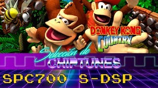 Selección de Chiptunes - Donkey Kong Country - Soundtrack - OST - Música.