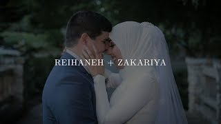 Reihaneh + Zakariya Wedding Highlight Film | Dallas Arboretum | Zpro Films