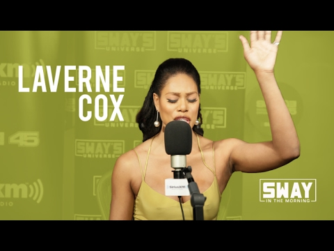 Laverne Cox Breaks Down Transgender Mystery + GRAMMYs and Metallica Backlash