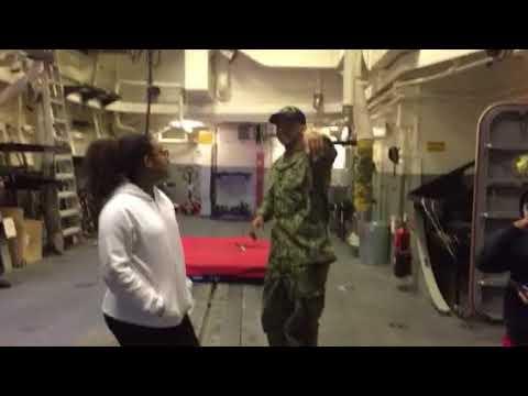 USS Ralph Johnson part 7