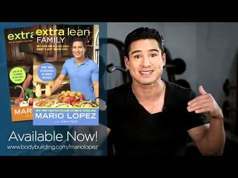 Mario Lopez - Extra Lean Family - Bodybuilding.com