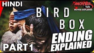 Bird Box Ending Explained