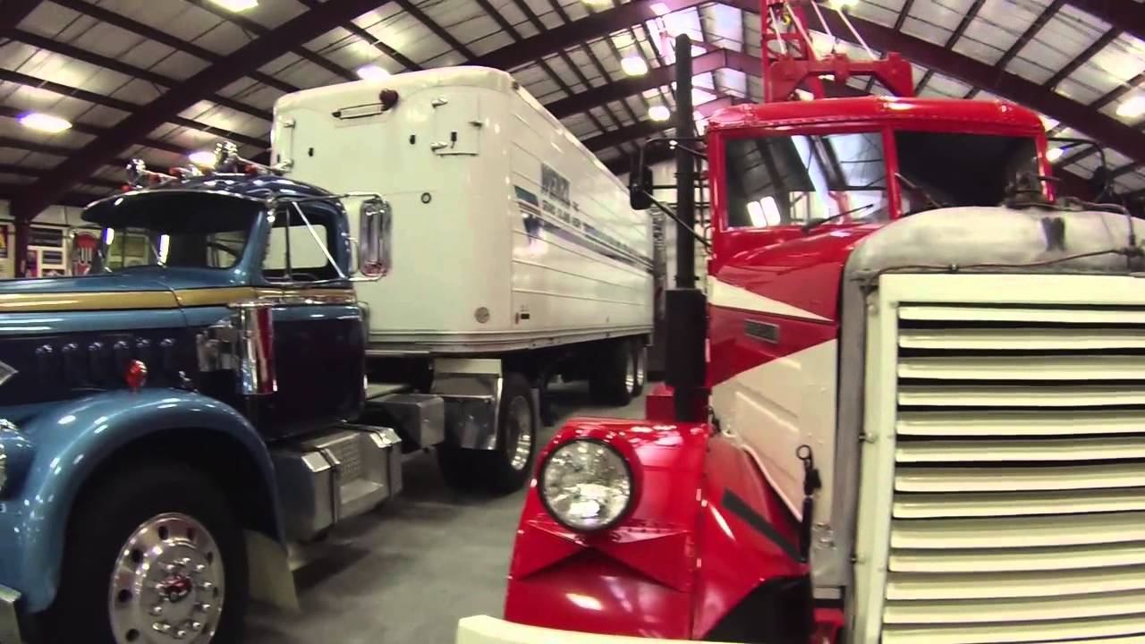 iowa 80 trucking museum tour youtube