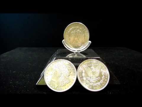 1921 Silver Morgan Dollar BU at The Phoenix Gold Corp