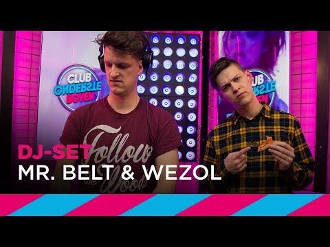 Mr. Belt & Wezol (DJ-set) | SLAM!