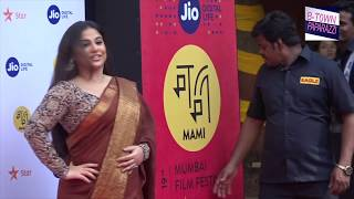 Golmaal Again Stars & Other Celebs Spotted At Mami Film Festival 2017
