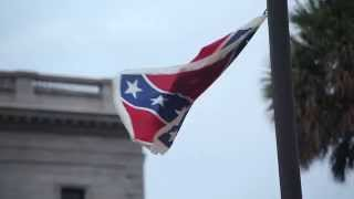 #KeepItDown Confederate Flag Takedown