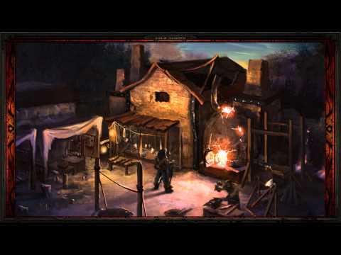 Diablo 3 Music - Act 1:  New Tristram