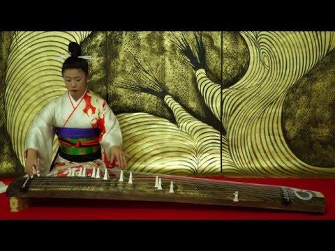 Fumie Hihara - Koto : La musique traditionnelle japonaise ...