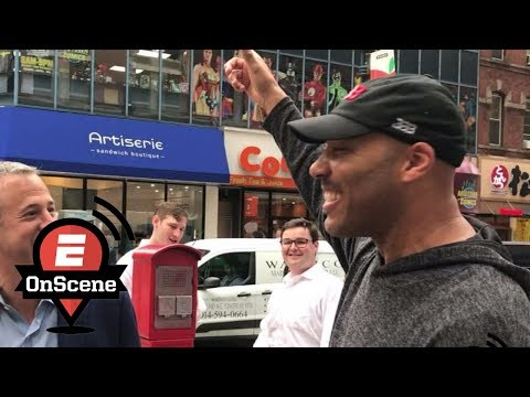 LaVar Ball Takes Over New York City | OnScene | ESPN