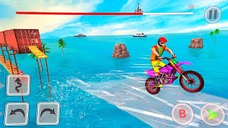 Bike Stunt Tricks Master - T.kn Free Games Android Gameplay