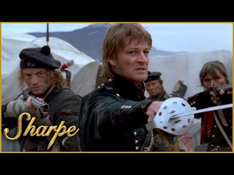 Sharpe Takes Over The Fort | Sharpe
