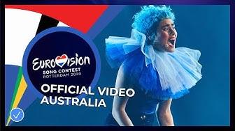 Montaigne - Don't Break Me - Australia 🇦🇺 - Official Video - Eurovision 2020