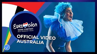 Montaigne - Don't Break Me - Australia 🇦🇺 - National Final Performance - Eurovision 2020