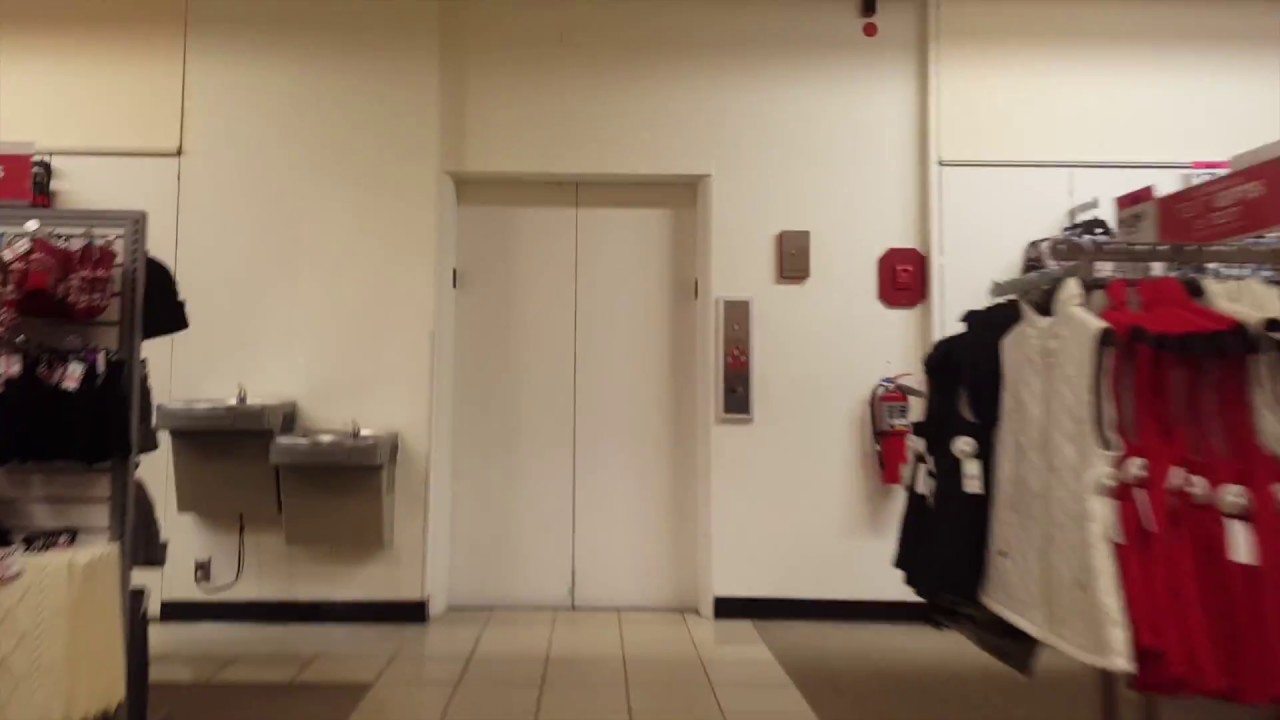 Westinghouse Traction Elevator - Sears Store - Brooklyn Center, MN ...