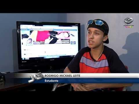 """Jornal da Gazeta - Jovens com fãs na internet rejeitam """"rolezinho"""" (16/01/14)"""