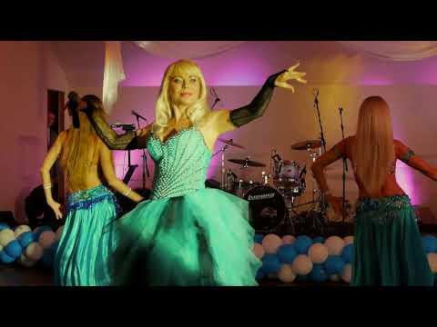 """Наталья Савина и шоу-группа """"Nellidance"""" - Always - 10.08.2013"""