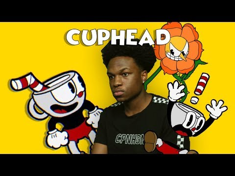 This might be the hardest game I played | Cuphead |